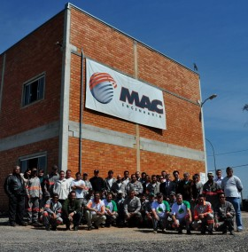 Desenvolvimento de Equipes - MAC Engenharia