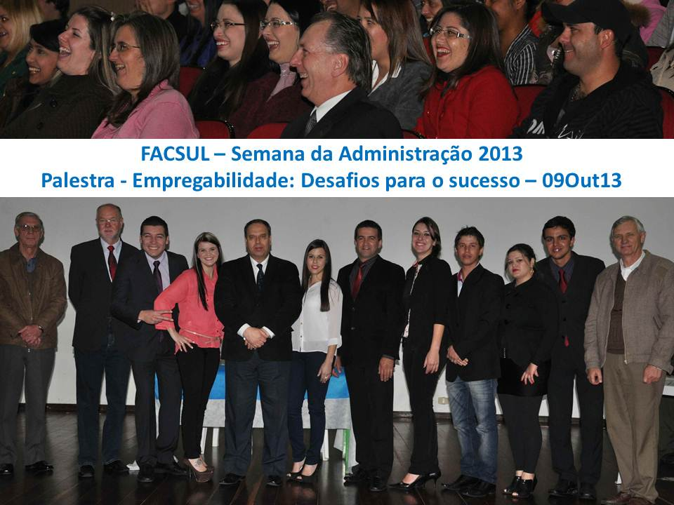 Semana Acadêmica FACSUL