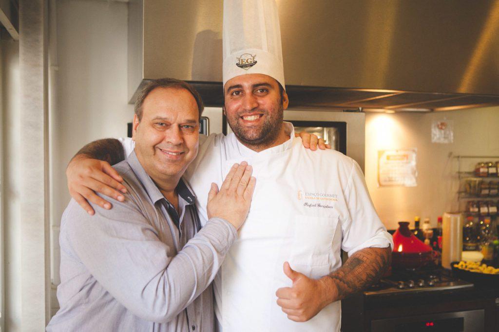 Social Gourmet com Chef Rafael Gonçalves