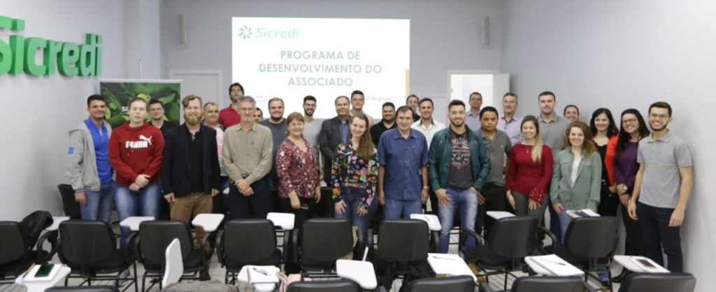 Programa de Desenvolvimento do Associado - SICREDI Toledo