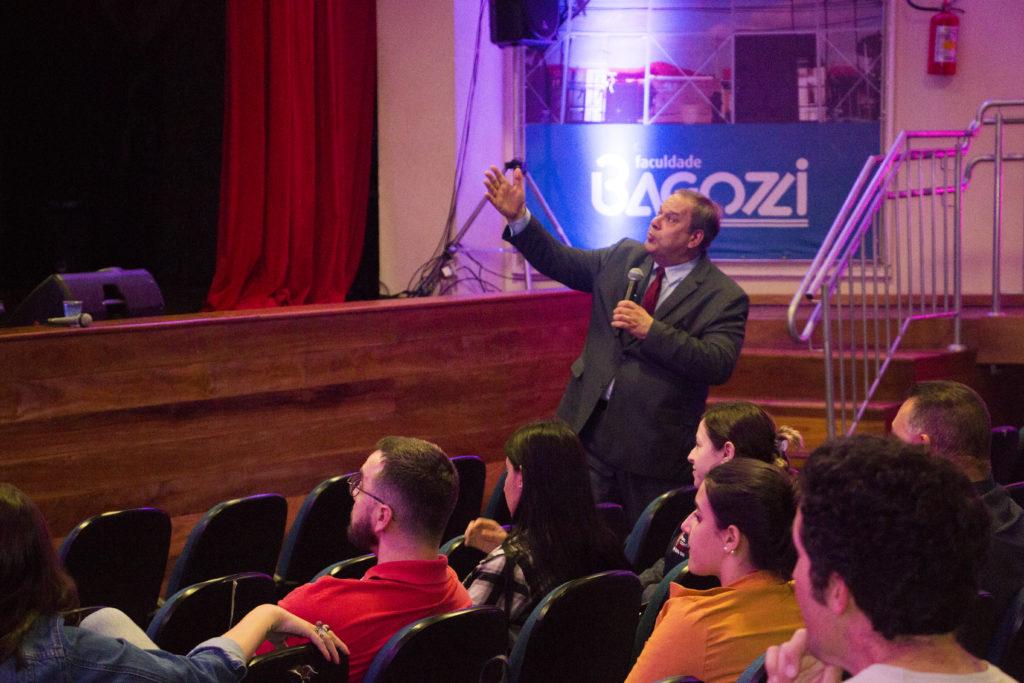 Palestra Mostra Acadêmica Bagozzi 2018