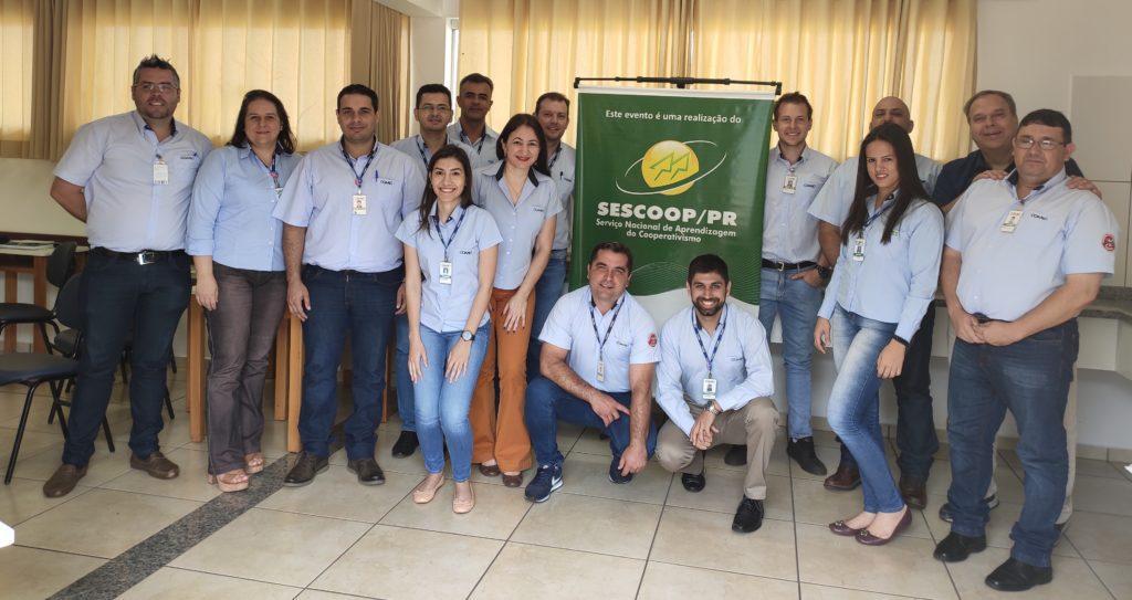 Treinamento in company - Gestão do Tempo e Produtividade - COAMO - Campo Mourão