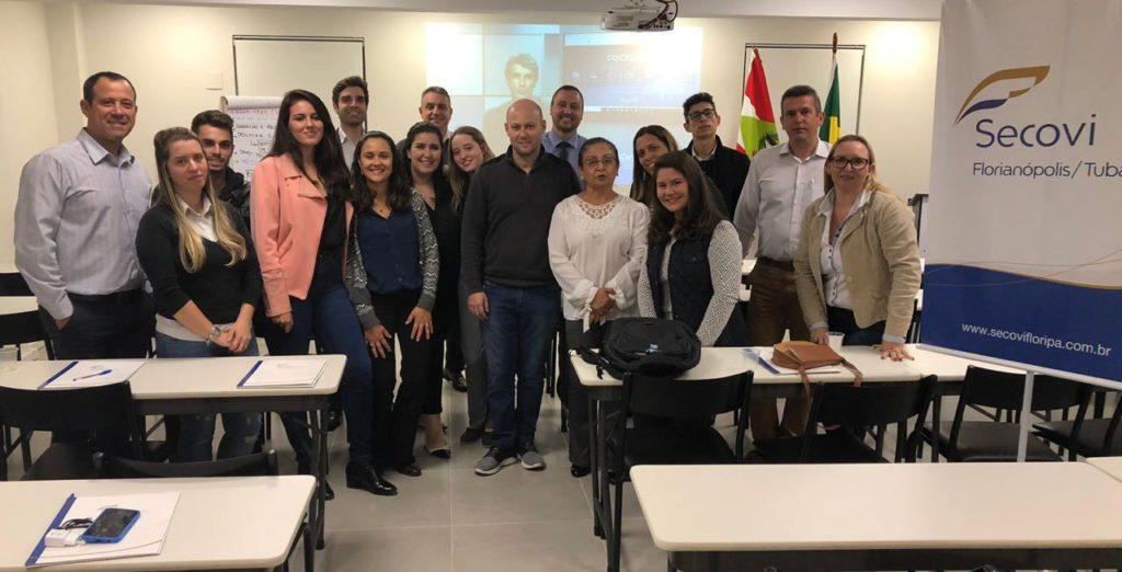 Curso Atendimento Presencial e Online - SECOVI Florianópolis e Tubarão